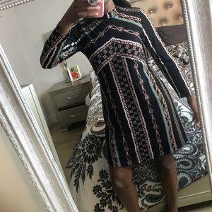 Free People Printed Dress